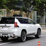 <トヨタ・ランドクルーザープラド>ついに大型SUVに着手! ロジャム流ラインワークで魅せる! - 202107_036_002