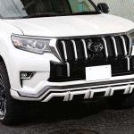 <トヨタ・ランドクルーザープラド>ついに大型SUVに着手! ロジャム流ラインワークで魅せる! - 202107_036_003