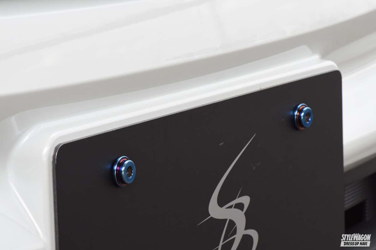 「縦フィン&カナードが個性発出! 最小メイクで最大限の効果 <スズキ・ソリオバンディット>」の9枚目の画像