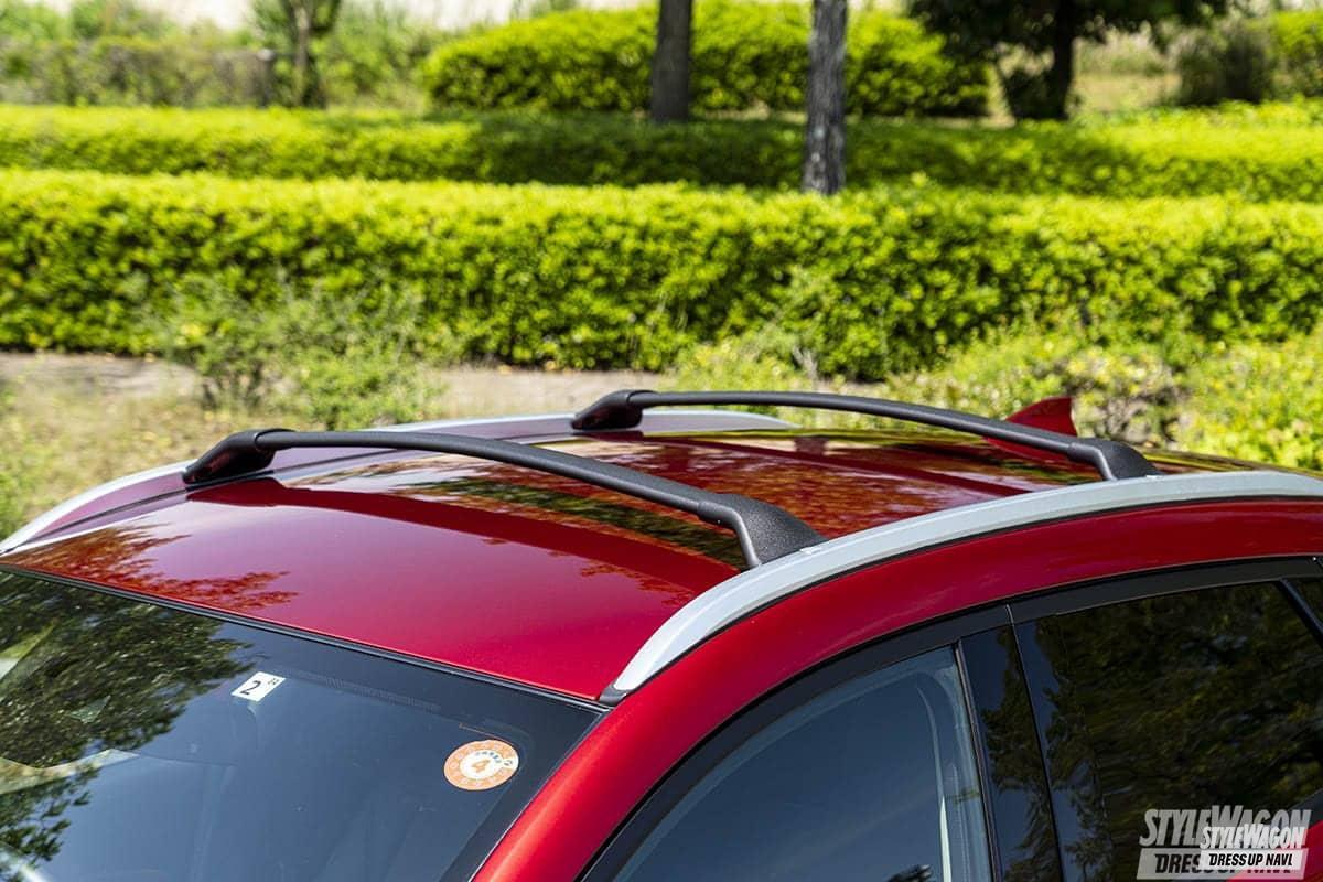 「【車高短系SUV_VOL1】エアサス派のCX-3と車高調派のCX-5 クーペのようなローフォルムが渋い!」の4枚目の画像