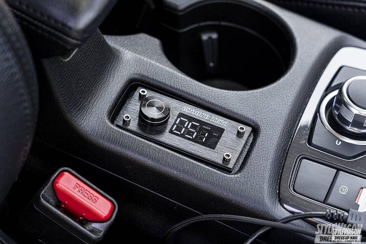「【車高短系SUV_VOL1】エアサス派のCX-3と車高調派のCX-5 クーペのようなローフォルムが渋い!」の11枚目の画像