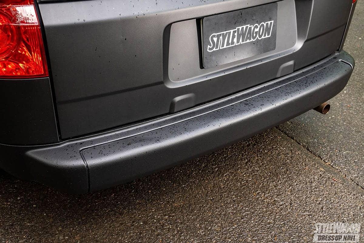 「【車高短系SUV_VOL4】極レア車のカスタムって渋すぎる! ホンダ・エレメント×20インチ×ローダウン!」の2枚めの画像