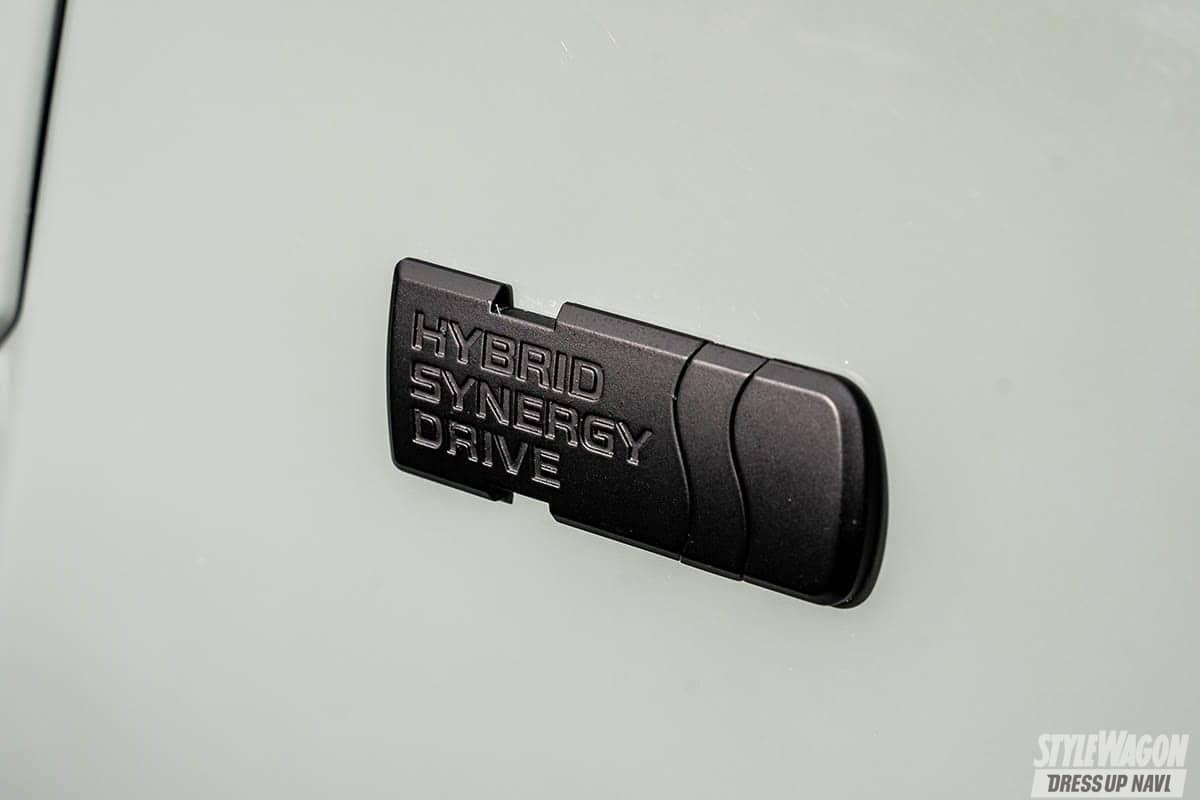 「【何故? 密かに人気】ミニバンUP STYLEの魅力 VOL5|実用的な車種で遊ぶ! プリウスαのアゲコンプリートカー」の13枚目の画像