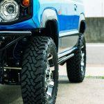 新型スズキ・ジムニー[JB64W]カスタムの傾向と対策|タイヤ編 -