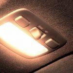 車内灯フルセットで一撃LED化!【トヨタ・200系ハイエース】電球色があたたかくて心地良い - SW202108_012_004_マップランプ