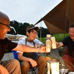 【羨ましい! ジムニーのある生活_男のキャンプ】森の中で日常を忘れうまい料理を食らい笑う - SW202108_047_002