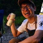 【羨ましい! ジムニーのある生活_男のキャンプ】森の中で日常を忘れうまい料理を食らい笑う - SW202108_047_005