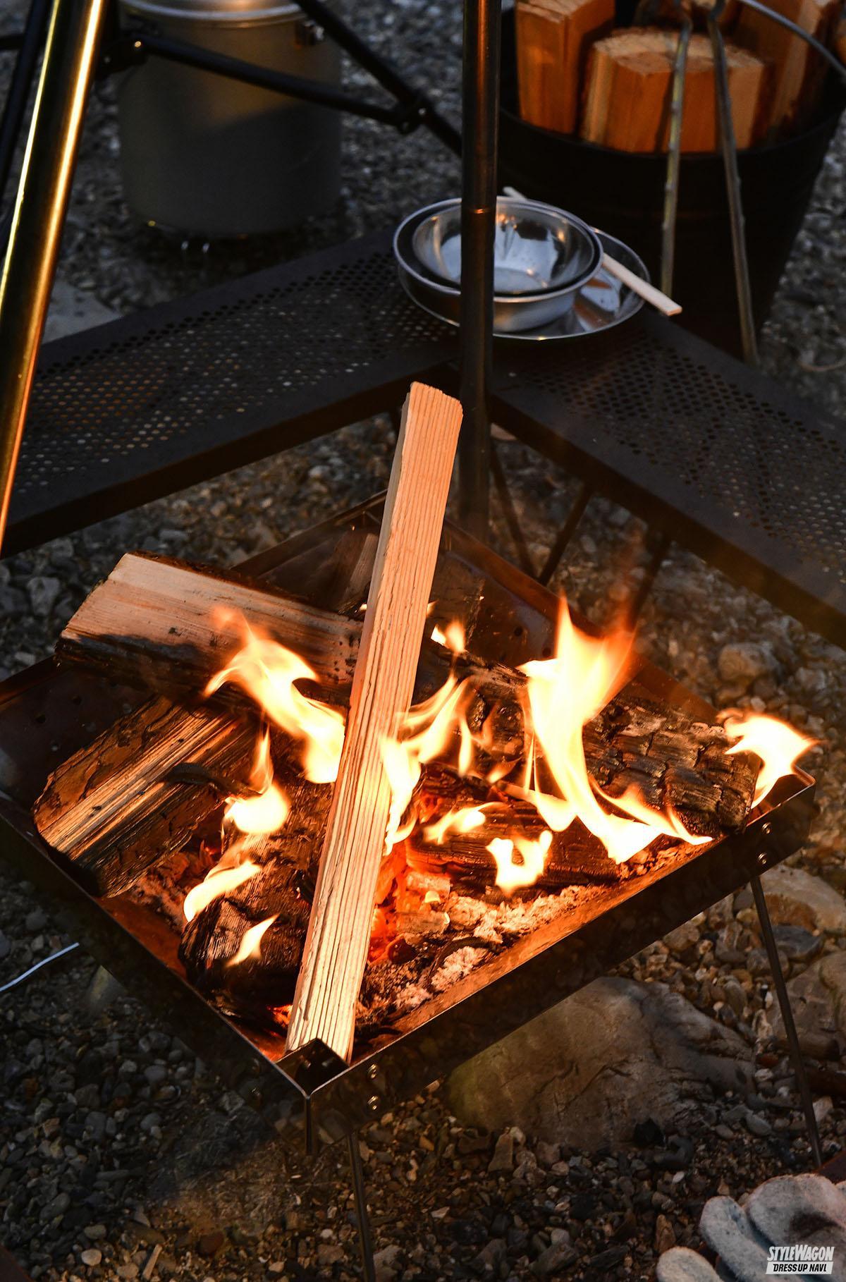 「【羨ましい! ジムニーのある生活_男のキャンプ】森の中で日常を忘れうまい料理を食らい笑う」の2枚めの画像