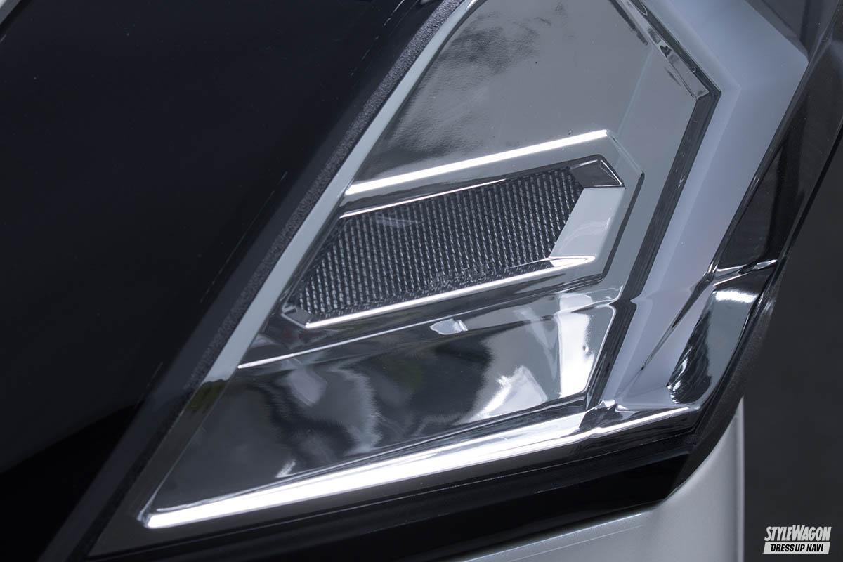 「【この光は美しすぎる】トヨタ 50系RAV4用フルLEDテールランプが10月発売予定! ウインカーも流れます」の6枚めの画像