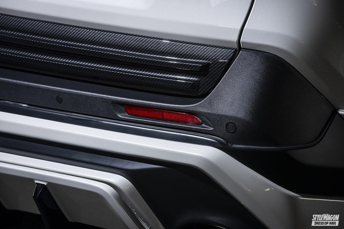 「【トヨタ 50系RAV4】TRD仕様だけじゃ物足りない!追加カスタムでローダウンもアリなストリートオフ仕様へ」の3枚めの画像