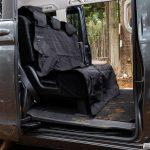 【汚れた服でもシートを汚さず】梅雨時&キャンプで便利な汚れ対策ギア サクッと被せるシートカバー -