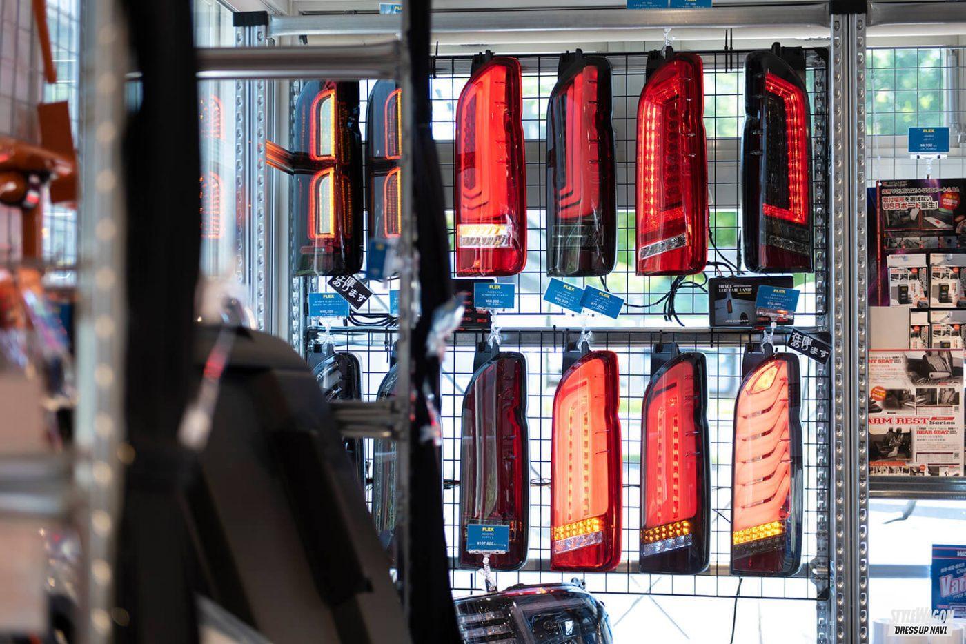 「日本最大のハイエース基地【HIACE BASE SAPPORO】がリニューアルオープン」の3枚めの画像