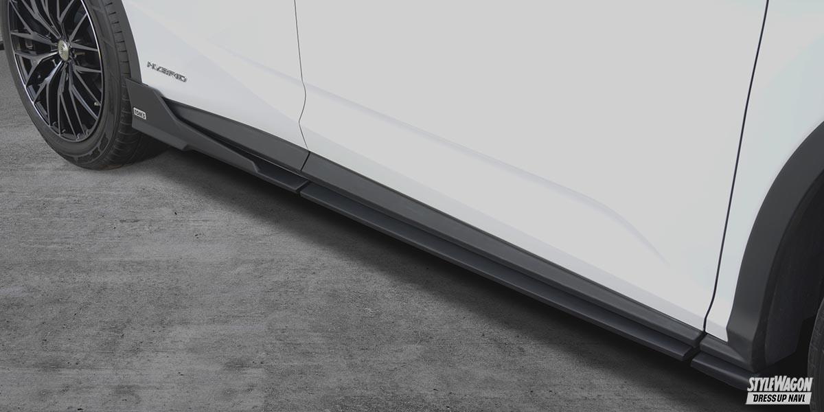 「【レクサス・RX450h】52ミリ増のオーバーフェンダーで、貫禄十分なチューナーズスタイルへ」の3枚めの画像