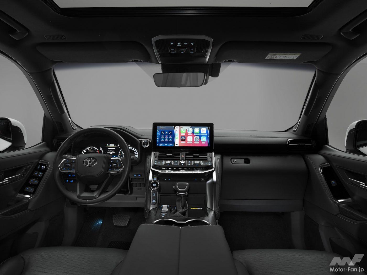 「間もなく日本デビュー! 新型トヨタ・ランドクルーザー(300系)完全新開発3.3ℓV6ディーゼルツインターボ【F33A-FTV】とはどんなエンジンになるか」の6枚目の画像