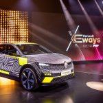 【海外技術情報】ルノー:オンラインカンファレンス(前編)『Renault Eways ElectroPop』でEV戦略を発表 - RENAULT MEGANE E-TECH ELECTRIC (BCB)