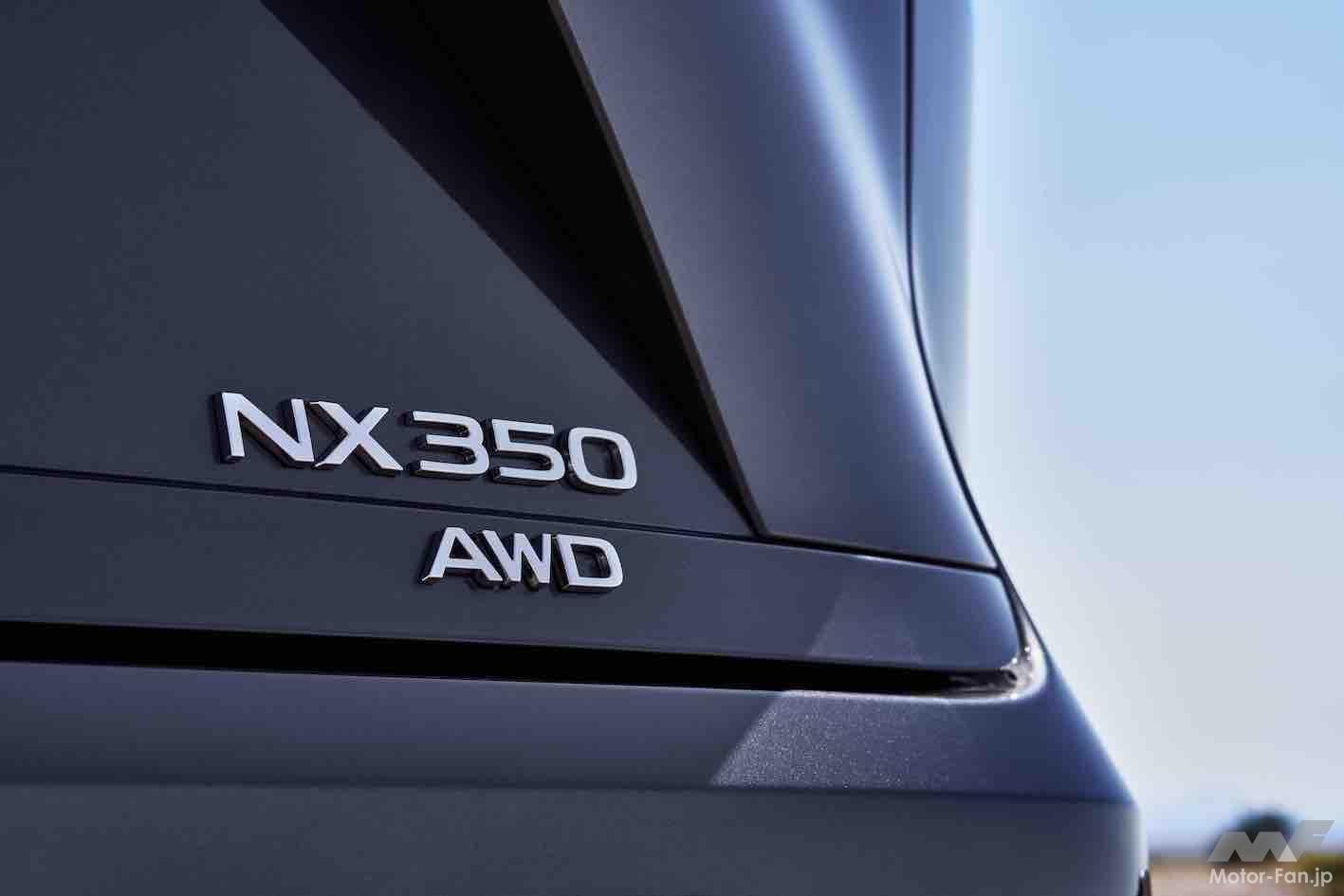 「その名は「T」 新型レクサスNXの新エンジン、2.4ℓ直4DOHC直噴ターボT24A-FTS型とは?」の2枚目の画像