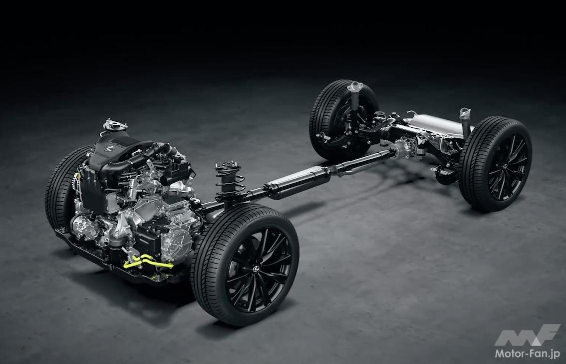 「その名は「T」 新型レクサスNXの新エンジン、2.4ℓ直4DOHC直噴ターボT24A-FTS型とは?」の11枚目の画像