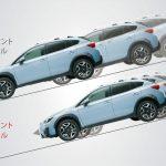 スバルXVが標準搭載するX-MODEとは?雪道で真価を発揮! - big_4557359_20170430153050000000