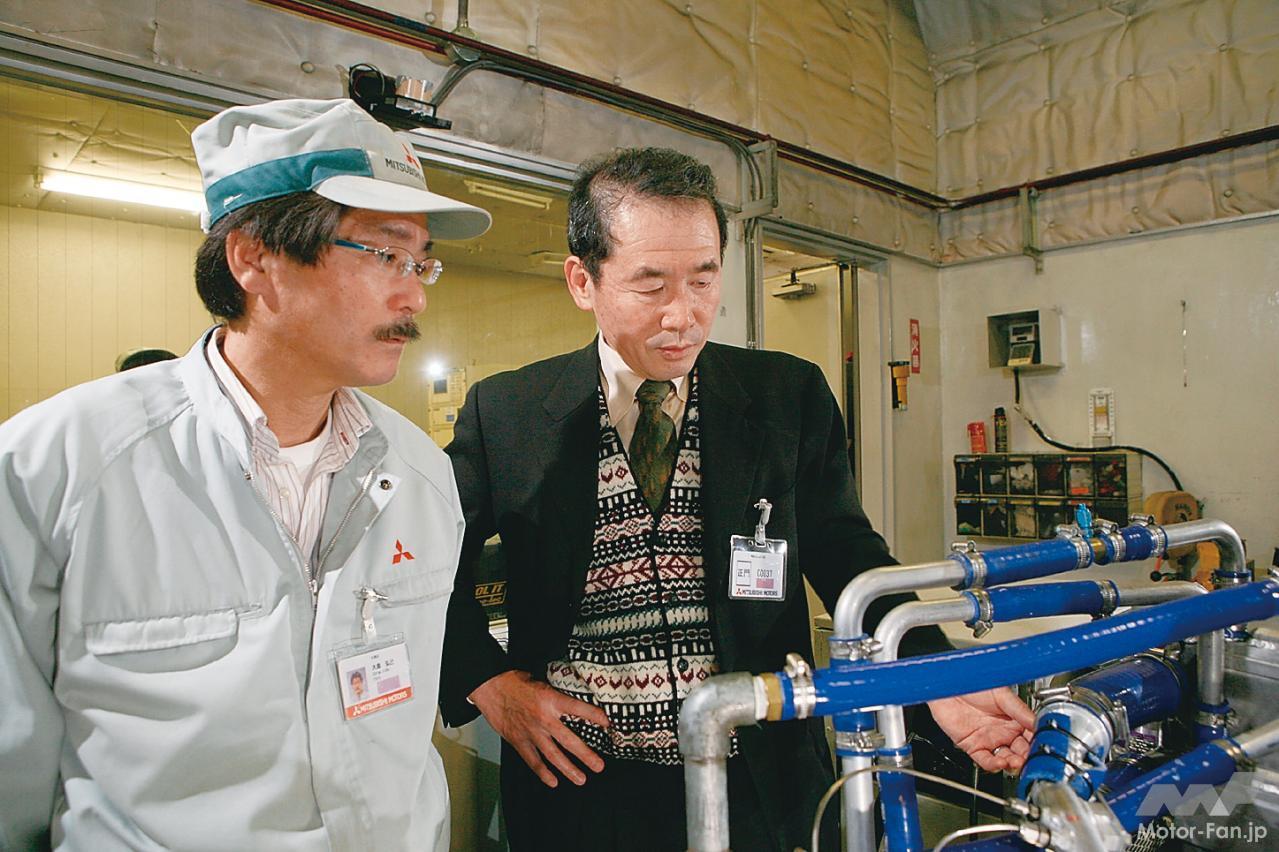 「内燃機関超基礎講座 | 三菱のダカール用ディーゼルはまさに常識破り! 量産ガソリンエンジンがベース」の7枚目の画像