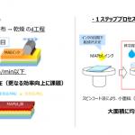東芝:世界最高のエネルギー変換効率15.1%を実現したフィルム型ペロブスカイト太陽電池を開発 - 2109-01-1