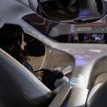 【海外技術情報】ダイムラー:メルセデスベンツ「VISION AVTR」は思考力でユーザーインターフェースを操作する - VISION AVTRVISION AVTR