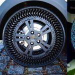 【海外技術情報】ミシュラン:IAA2021で遂にあのコンセプトタイヤ『アプティス』が車両に搭載された - uptis-46-vision