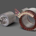 【海外技術情報】GM:アルティウムドライブを構成する3タイプのモーターを初公開 - GM's 255-kW, permanent magnet EV motor will be used for perfor