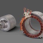 【海外技術情報】GM:アルティウムドライブを構成する3タイプのモーターを初公開 - GM's 180-kW, permanent magnet EV motor will be used for front-