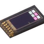 ams OSRAM:ウェアラブルデバイスやモバイルデバイス向け、紫外線A波を検出できる、業界初の超小型環境光センサを発表 - TSL2585-Top-Perspective-View