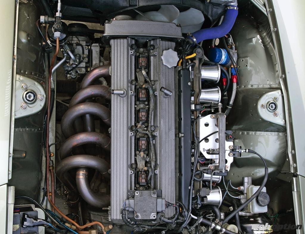 「「このS31Zは理想的すぎる!」エアコン&電動パワステ&完備の3.1Lフルメカチューン仕様」の4枚目の画像