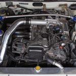 「FR最後の7代目トヨタ・コロナに直6エンジンを換装した問題作!」この超絶シャコタンでドリフトするんです!?【ManiaxCars】 -
