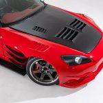 「S2000に鬼マッチョなワイドボディはいかが?」片側100mmワイドの闘魂スタイルが熱すぎる! - 210119-154720