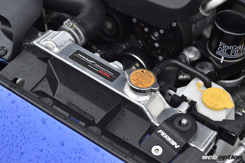 「「スバルWRXは純血のSTI以外も面白いんです!」あえてS4で速さを追求するオーナーの相棒に迫る」の6枚目の画像