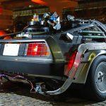 「バック・トゥ・ザ・フューチャーのタイムマシンを完全コピー!」劇中車レプリカに全てを捧げた男の物語 - bt004
