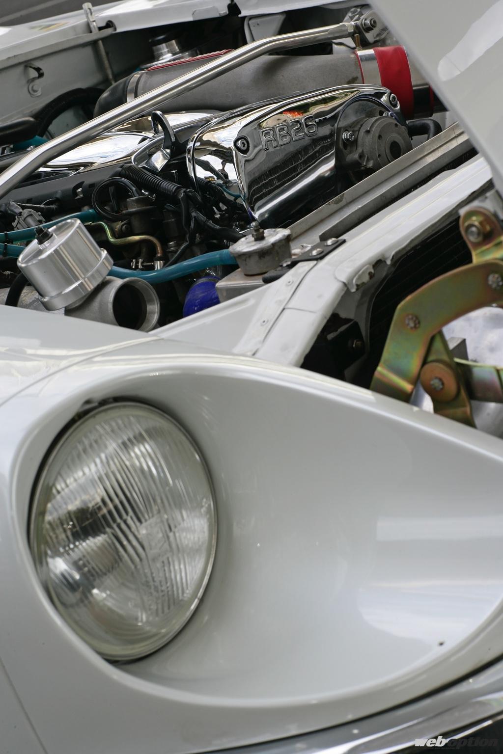 「「エンジンから内装までGT-R化したS30Zの衝撃!」これはサンマルの皮を被ったBCNR33だ!?」の8枚目の画像