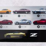 「初代S30から新型Z35まで全モデルをプリント!」歴代フェアレディZファンに捧ぐマスクケース登場 - rkdizmsksub5