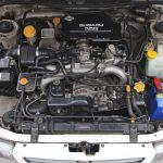 「STIの手組みエンジン搭載!?」過激すぎる初代レガシィRSタイプRAに乗ってみた!! - 002RS-1024x683