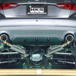 「手軽なリヤピース交換タイプで勝負」HKSがスカイライン400R用の新作マフラーを発売! - LMS_RV37_3