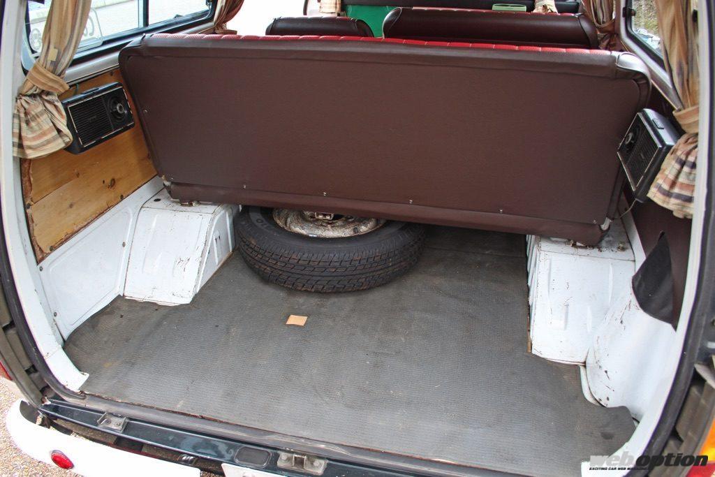 「「50年前に登場した国産初の9人乗りキャブオーバー型ワゴン」乗用デリカのルーツはこの1台にある!」の5枚目の画像