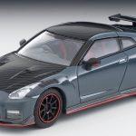 「次なる一手はステルスグレーのニスモ仕様だ!」GT-Rニスモ・スペシャルエディションが待望の1/64スケールモデル化 - 4543736320005.01