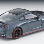 「次なる一手はステルスグレーのニスモ仕様だ!」GT-Rニスモ・スペシャルエディションが待望の1/64スケールモデル化 - 4543736320005.02