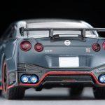 「次なる一手はステルスグレーのニスモ仕様だ!」GT-Rニスモ・スペシャルエディションが待望の1/64スケールモデル化 - 4543736320005.11