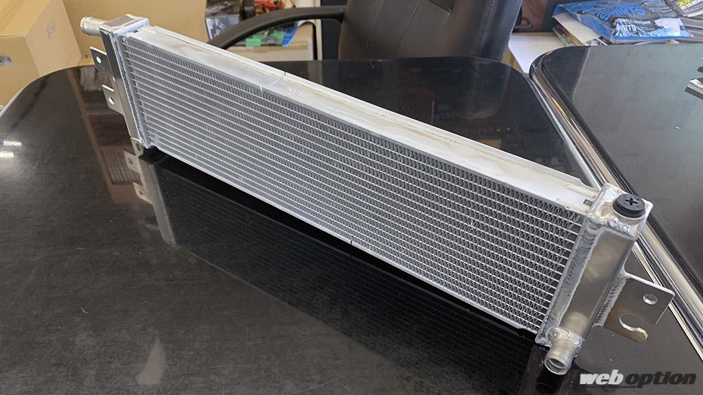 「「スカイライン400Rの熱問題を解決!」大容量ヒートエクスチェンジャーがついに登場」の2枚目の画像