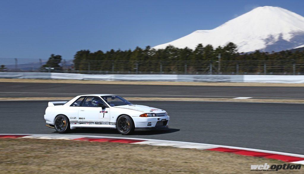 「「トップシークレットのVR32GT-Rはどのくらい速いの!?」富士スピードウェイで最高速アタックを敢行!」の10枚目の画像