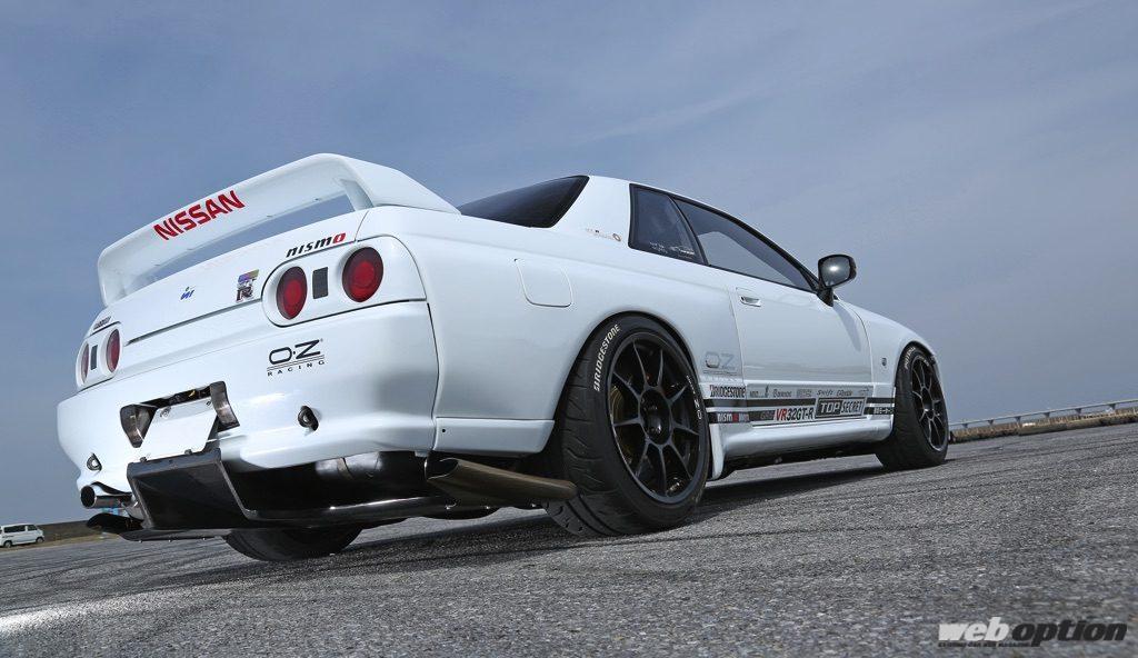 「「トップシークレットのVR32GT-Rはどのくらい速いの!?」富士スピードウェイで最高速アタックを敢行!」の11枚目の画像