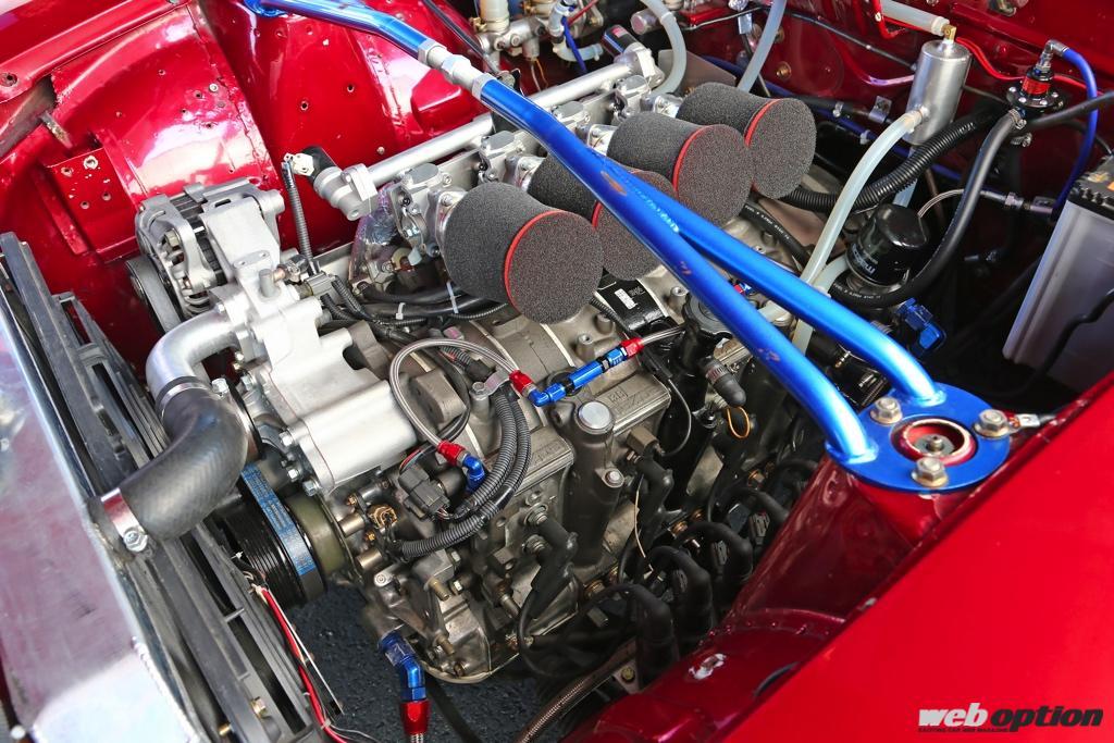 「「もはや存在自体が奇跡!」S30Zに4ローターエンジンを搭載した公道仕様」の11枚目の画像