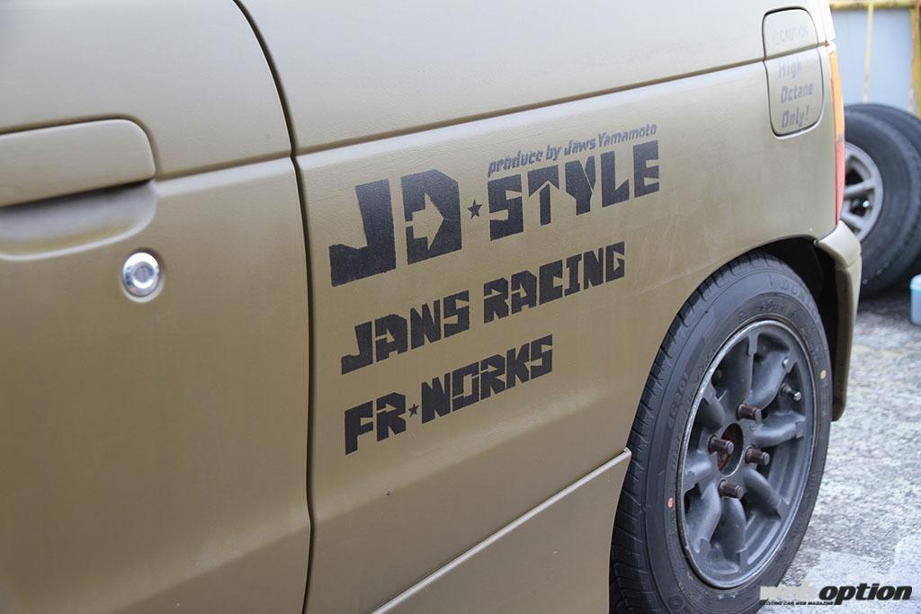 「「ドリフトもコスパ重視の時代なんです!?」アルトワークスの4WD改FR仕様が面白すぎる!」の4枚目の画像