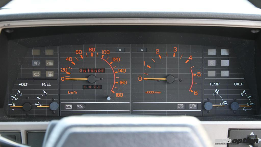 「「R30スカイラインを9台所有!?」 変態的サンマル家族が愛する4ドアセダンのディーゼルGT-Xに注目」の3枚目の画像