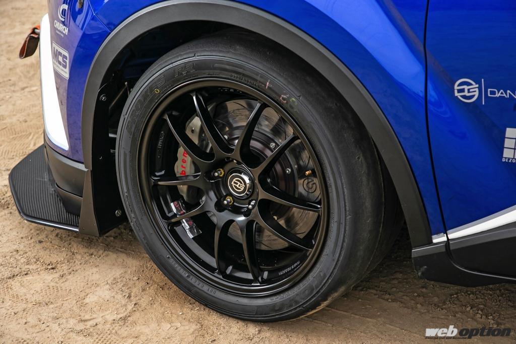 「「ポルシェやGT-Rよりも速いトヨタCH-Rだと!?」パワーウエイトレシオは驚異の2.20kg/ps!」の11枚目の画像