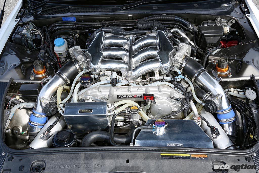 「「トップシークレットのVR32GT-Rはどのくらい速いの!?」富士スピードウェイで最高速アタックを敢行!」の2枚目の画像